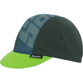 Santini Color Fahrrad Cap military green